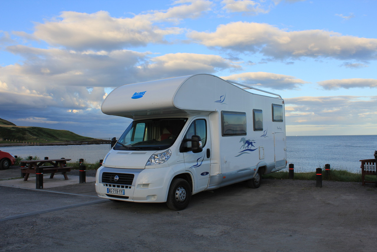 Aire Stationnement Camping Car Croatie