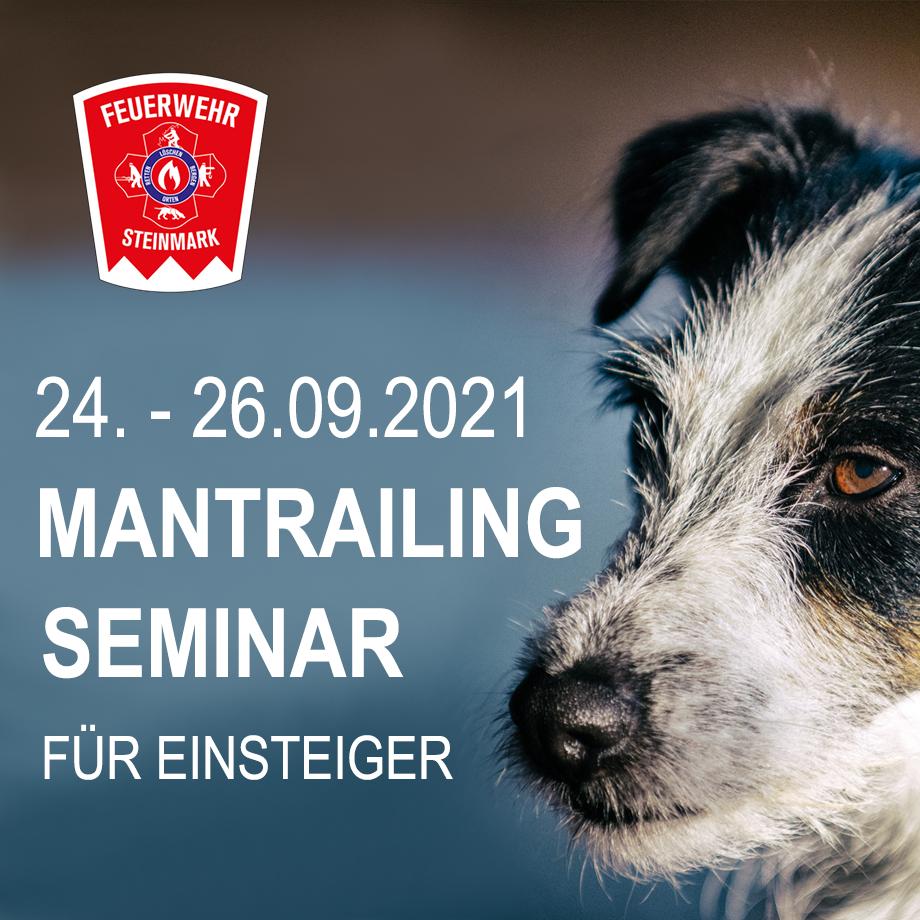 Mantrailing, Seminar, Feuerwehr, Steinmark, Mantrailer, Hund, Rettungshundestaffel, Personensuche