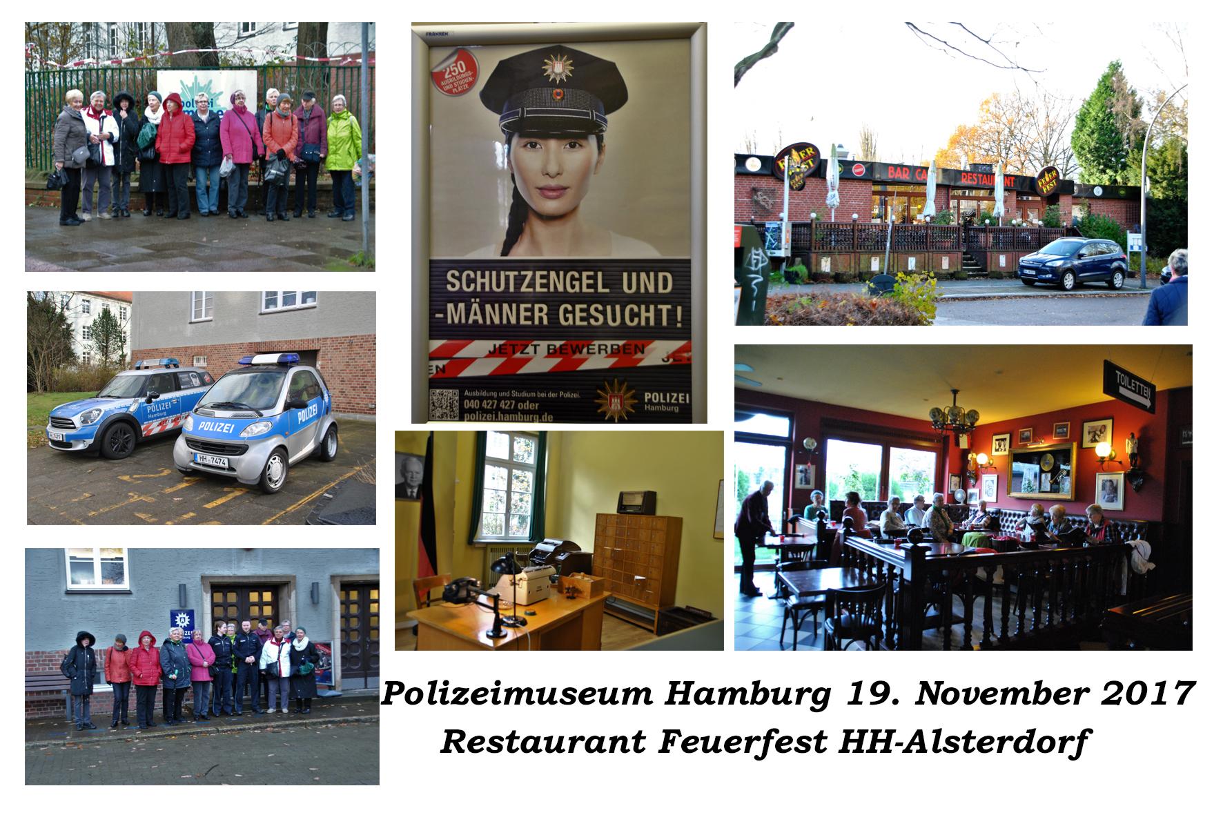 NeNo/Glashütte 2: Polizeimuseum, 19.11.2017 (Fotos: Tom)