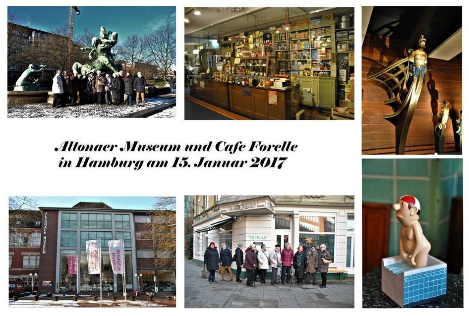 NeNo/Glashütte 2: Museum Altona und Cafe Forelle, 17.01.2017 (Fotos: Tom)