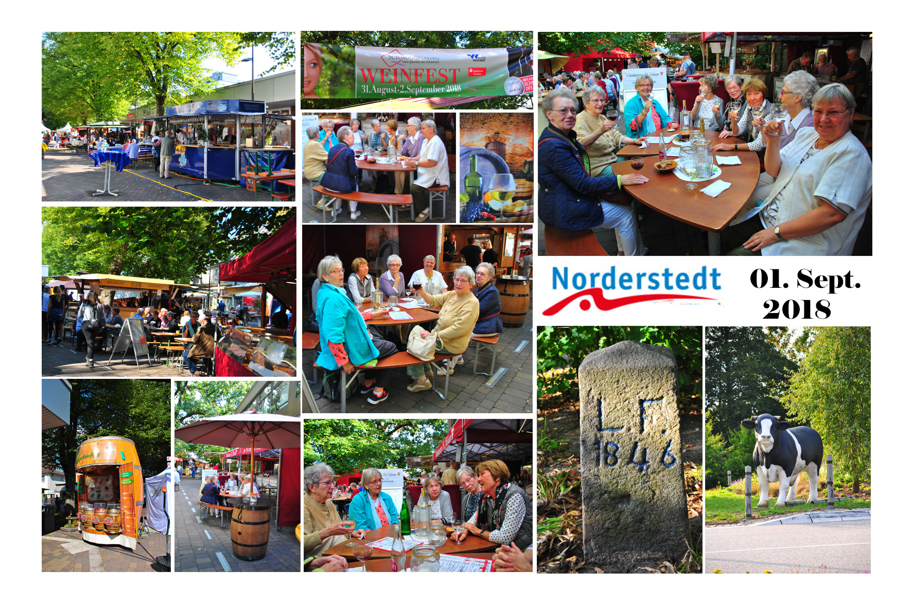 NeNo/Glashütte 2: Weinfest am Schmuggelstieg, 01.09.2018 (Fotos: Tom)