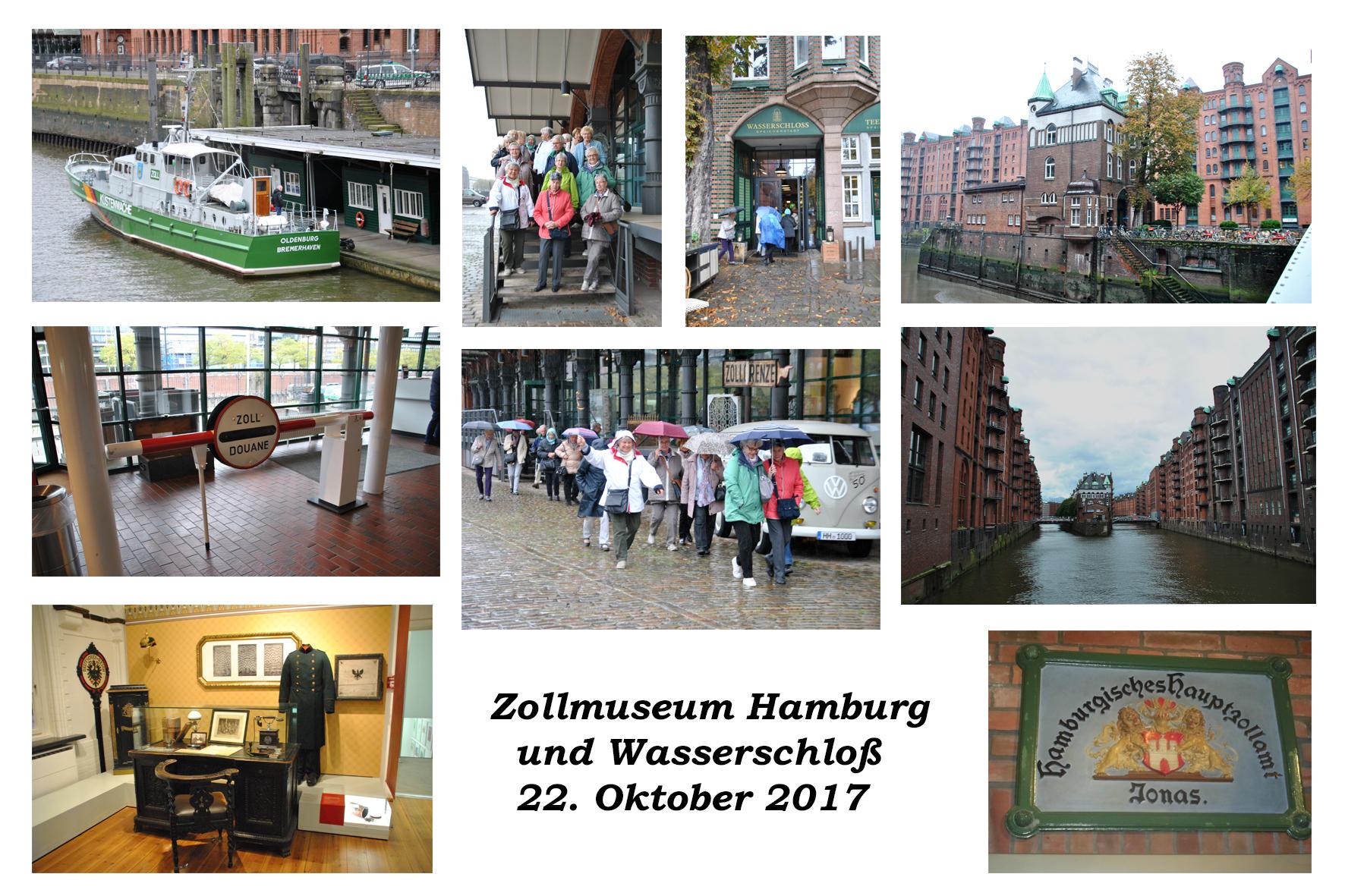 NeNo/Glashütte 2: Zollmuseum, 22.10.2017 (Fotos: Tom)