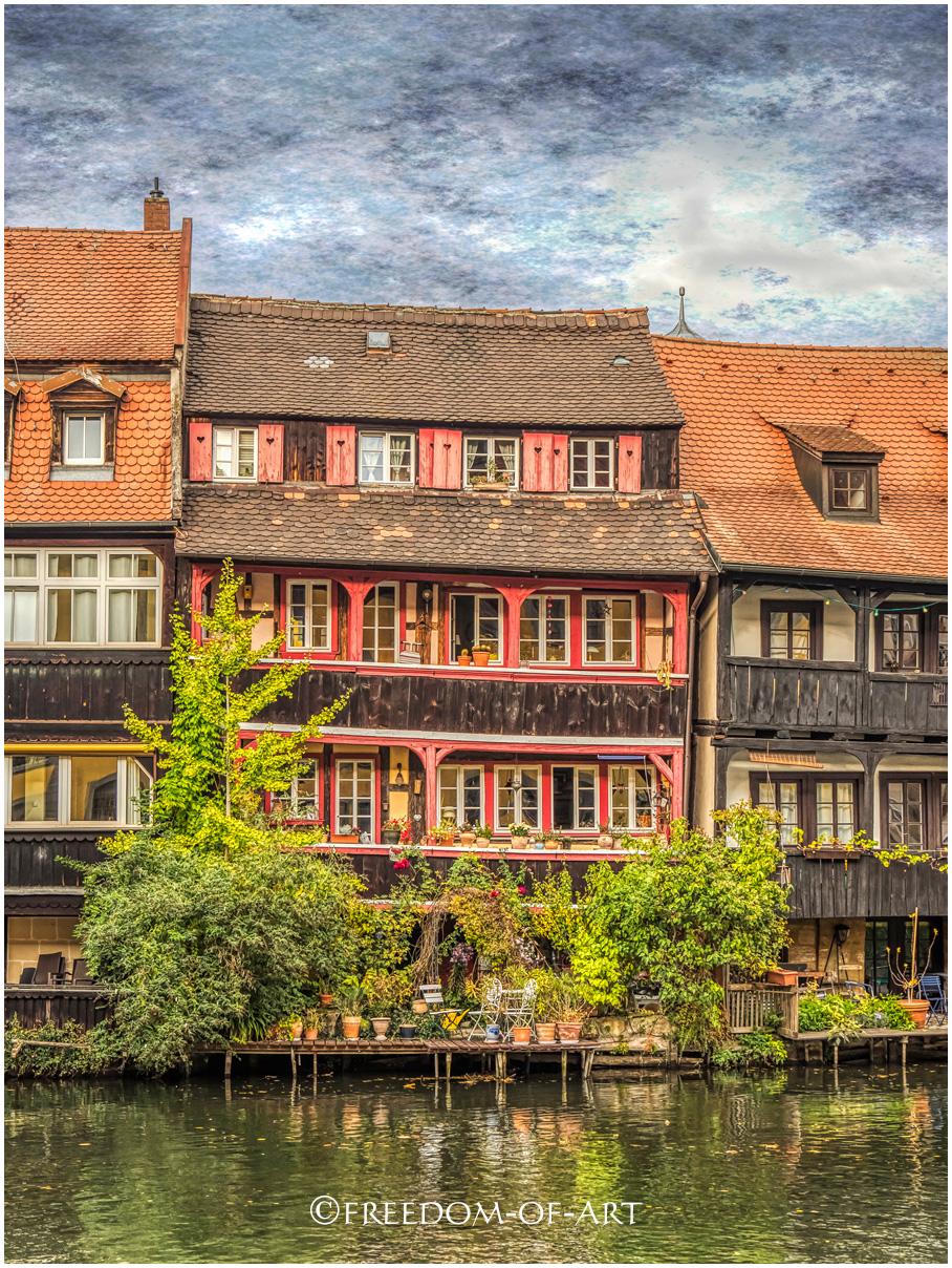 Bamberg an der Pegnitz - Irgendwie aus der Zeit gefallen