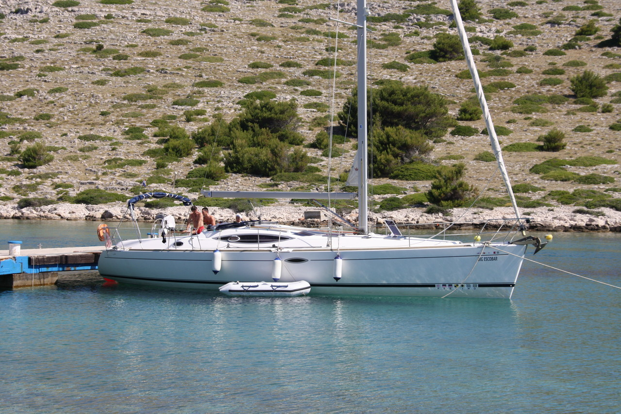Marina di Piskera - Isole Kornati - Croazia