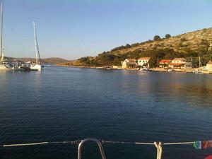 crociera-croazia-isole-kornati Baia di Vrulje 2011