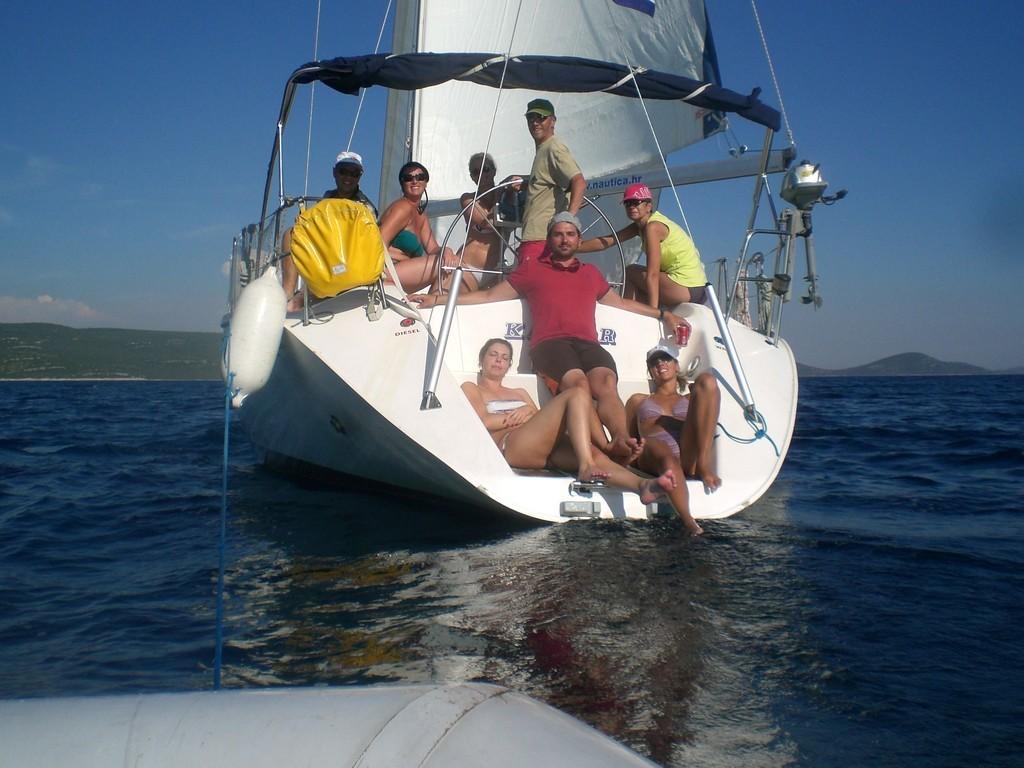 Crociera a vela Croazia isole Kornati
