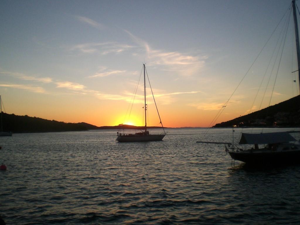 Croazia Isole Kornati - Isola di Zlarin