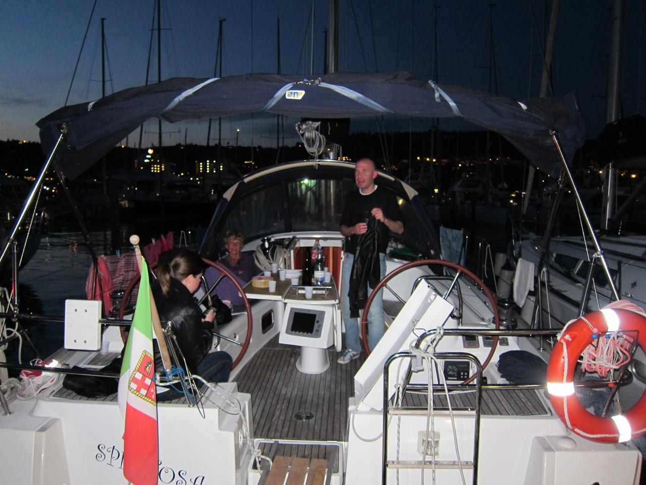 week end crociera scuola di vela  Golfo di Trieste e Slovenja - Marina Portorose