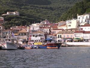 Porto di Igoumenitsa - Grecia Ionica 2005