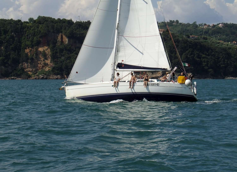 Crociera a vela La Spezia