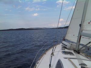 Crociera croazia isole kornati 3 giugno 2011