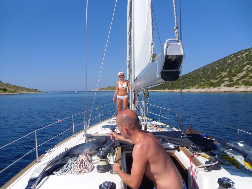 navigazione - Croazia Isole Kornati