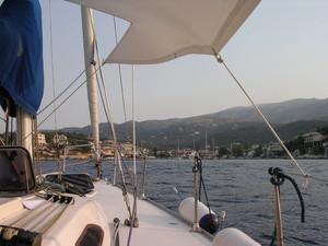 Erikussa Grecia Ionica 2005