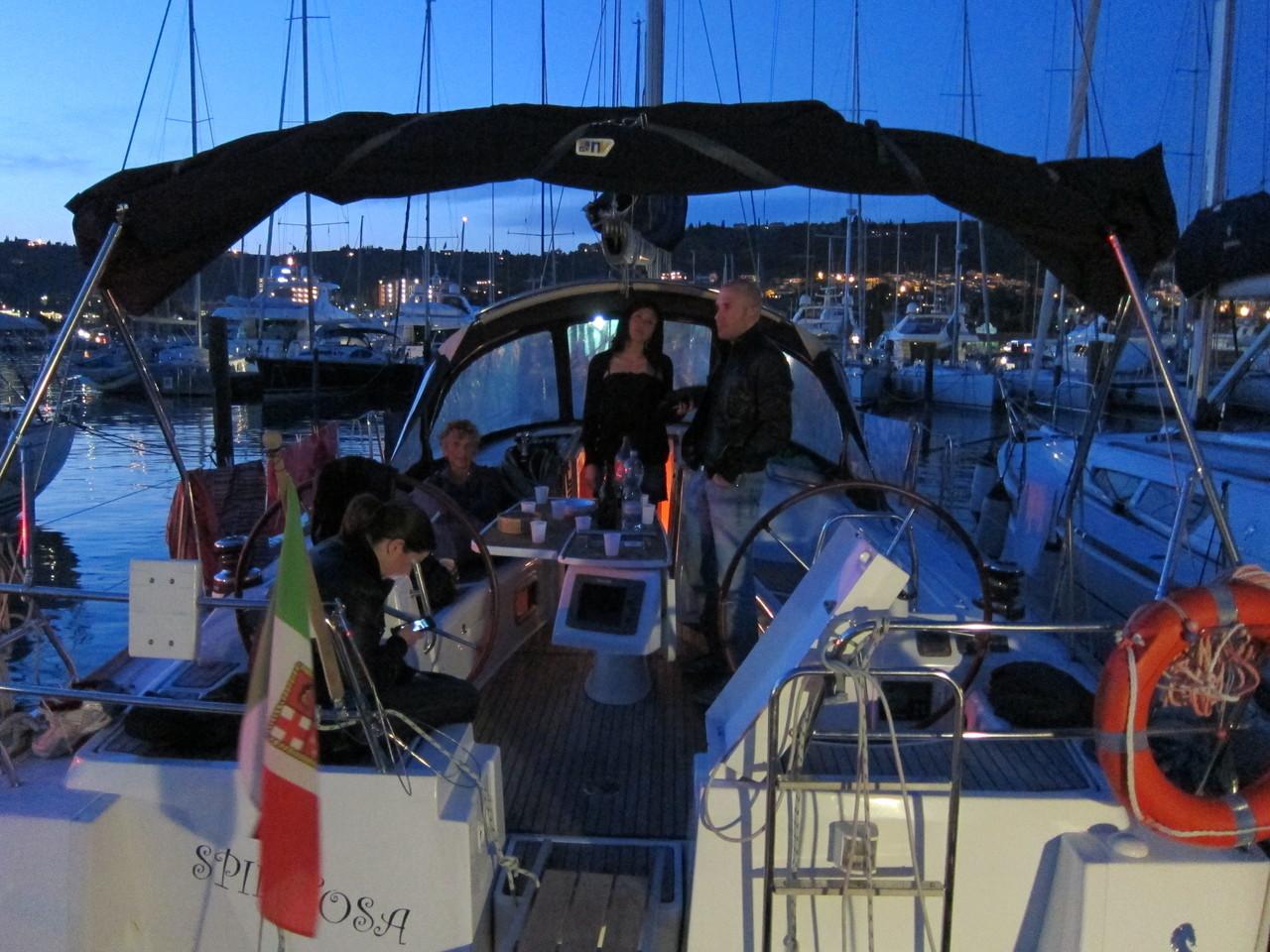 week end crociera scuola Golfo di Trieste e Slovenja - marina Portorose