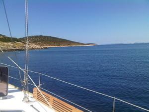 Isola di Zirje - Croazia Isole Kornati