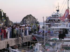 La festa del mare a Igoumenitsa - Grecia Ionica 2005