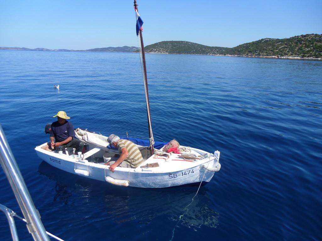 i pescatori - Ravni Zakan - Croazia Isole Kornati