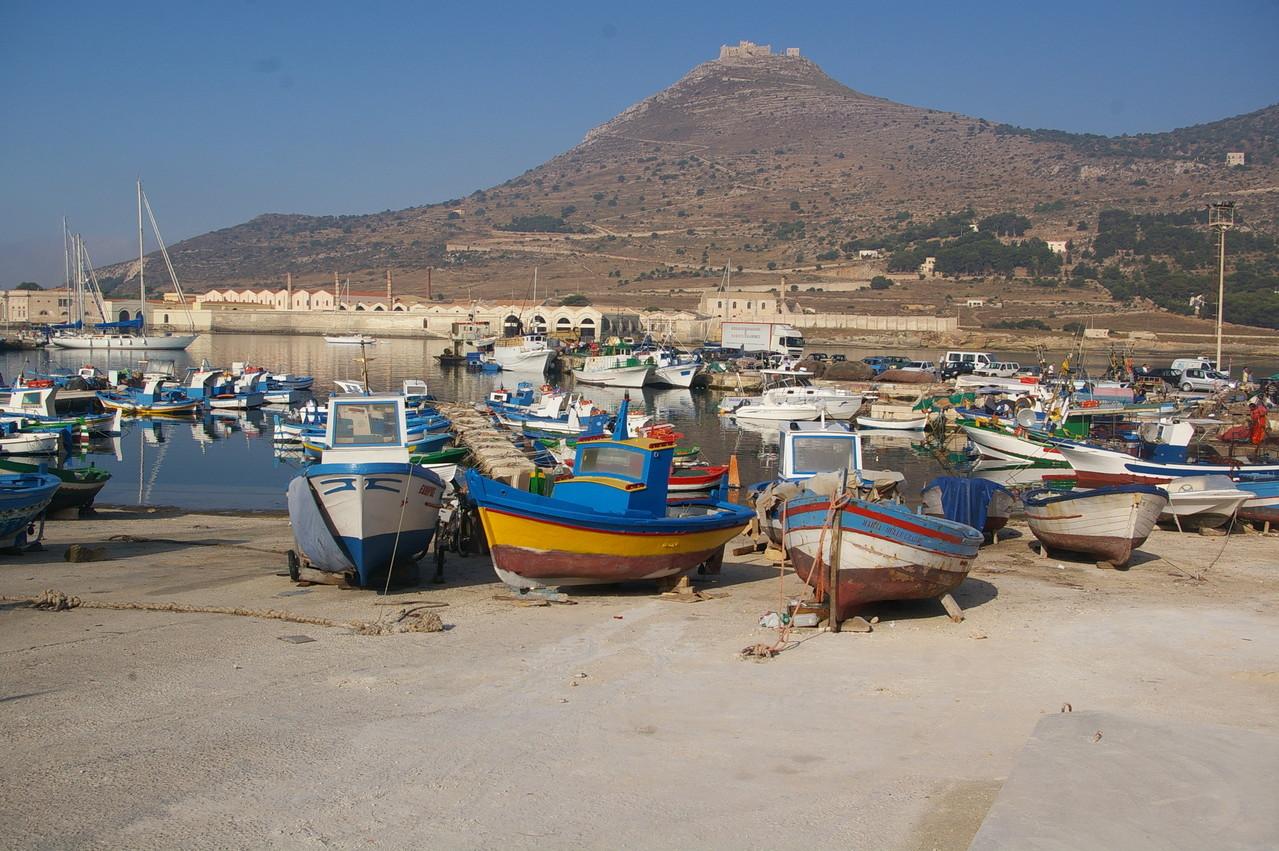 Crociere a vela - Isole Egadi Sicilia