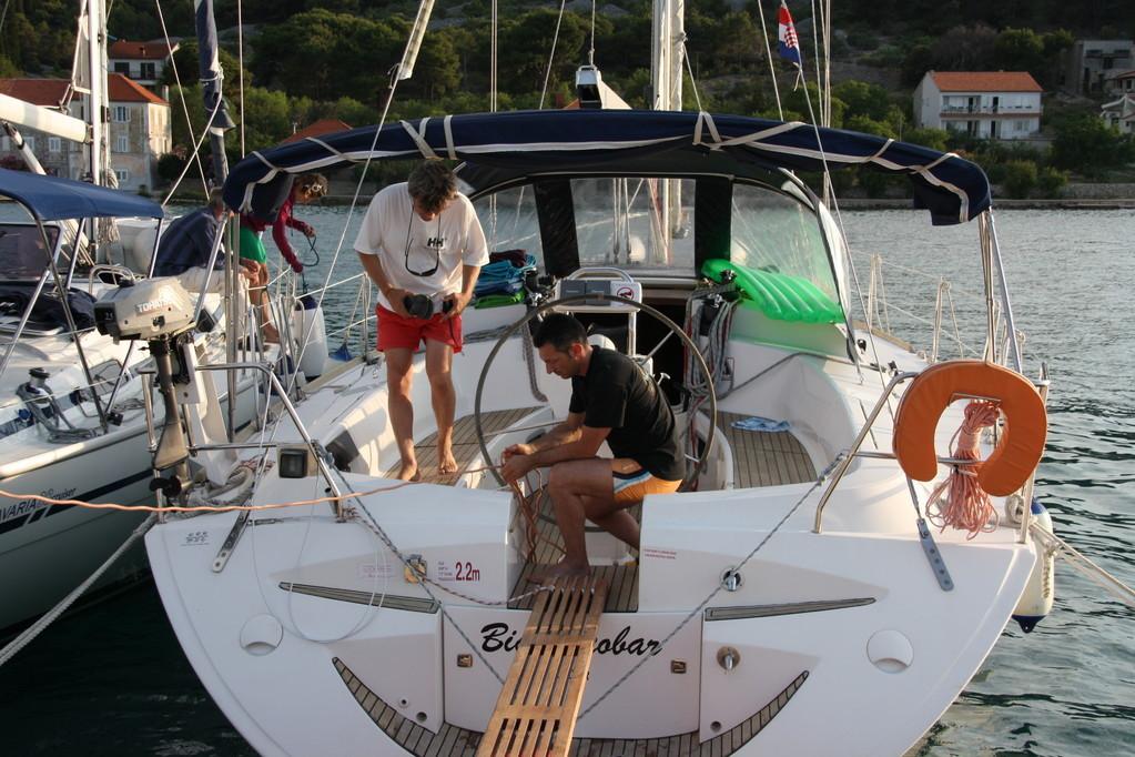 Crociera in barca a vela Croazia isole Kornati