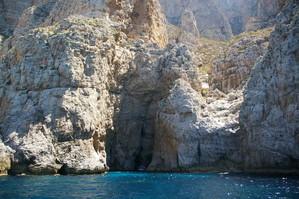 Le grotte di Marettimo - Isole Egadi 2009