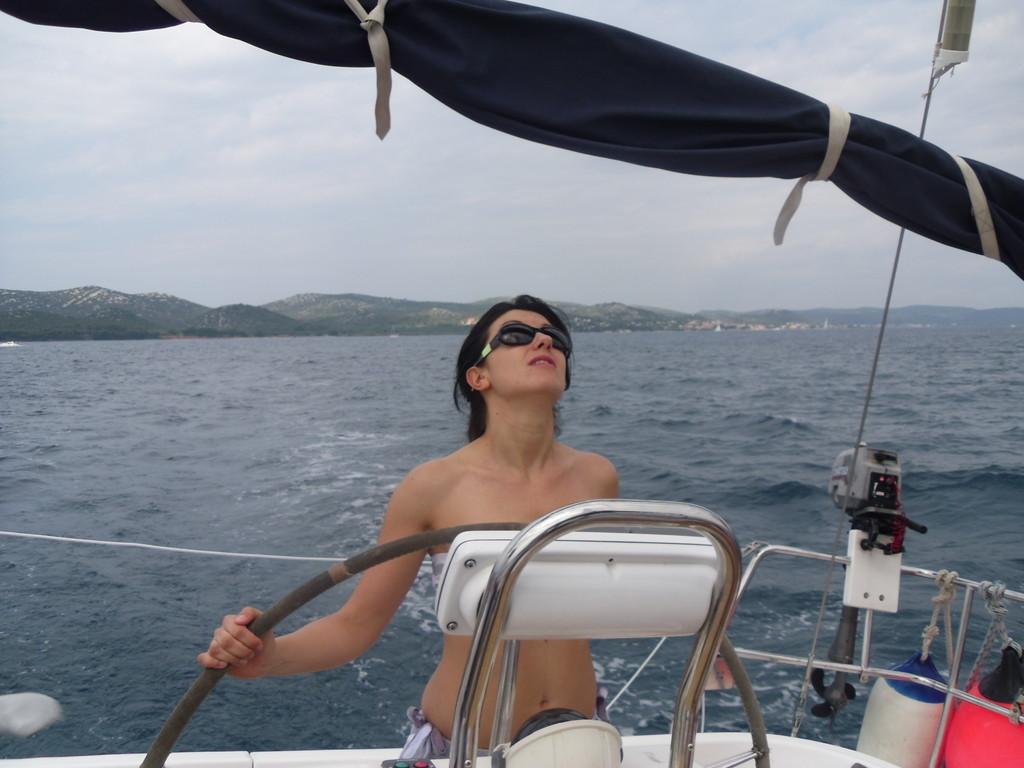 navigazione Isole Kornati Croazia