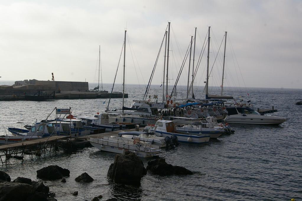 Porto di Levanzo - Isole Egadi 2009