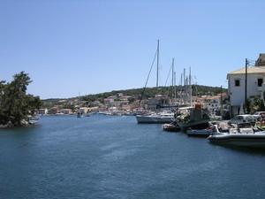 Isola di Paxos - Grecia ionica 2005
