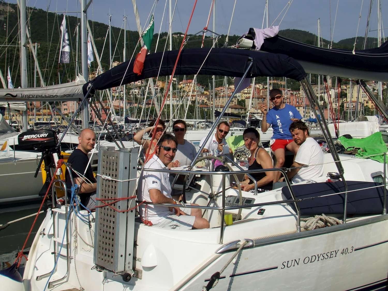 Vela Marina del Fezzano