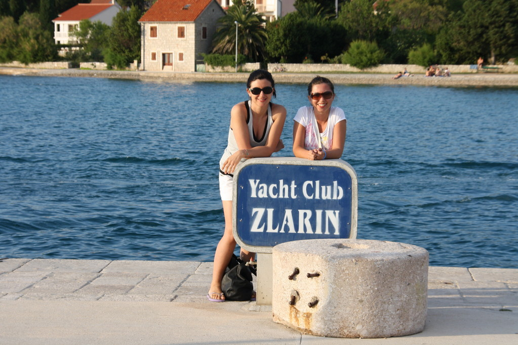 Vela Croazia isole Kornati - Isola di Zlarin