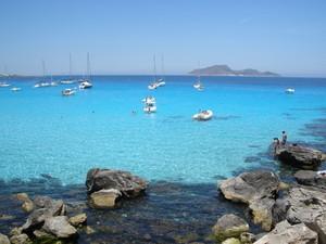 Baia di Cala Rossa - Isole Egadi Sicilia