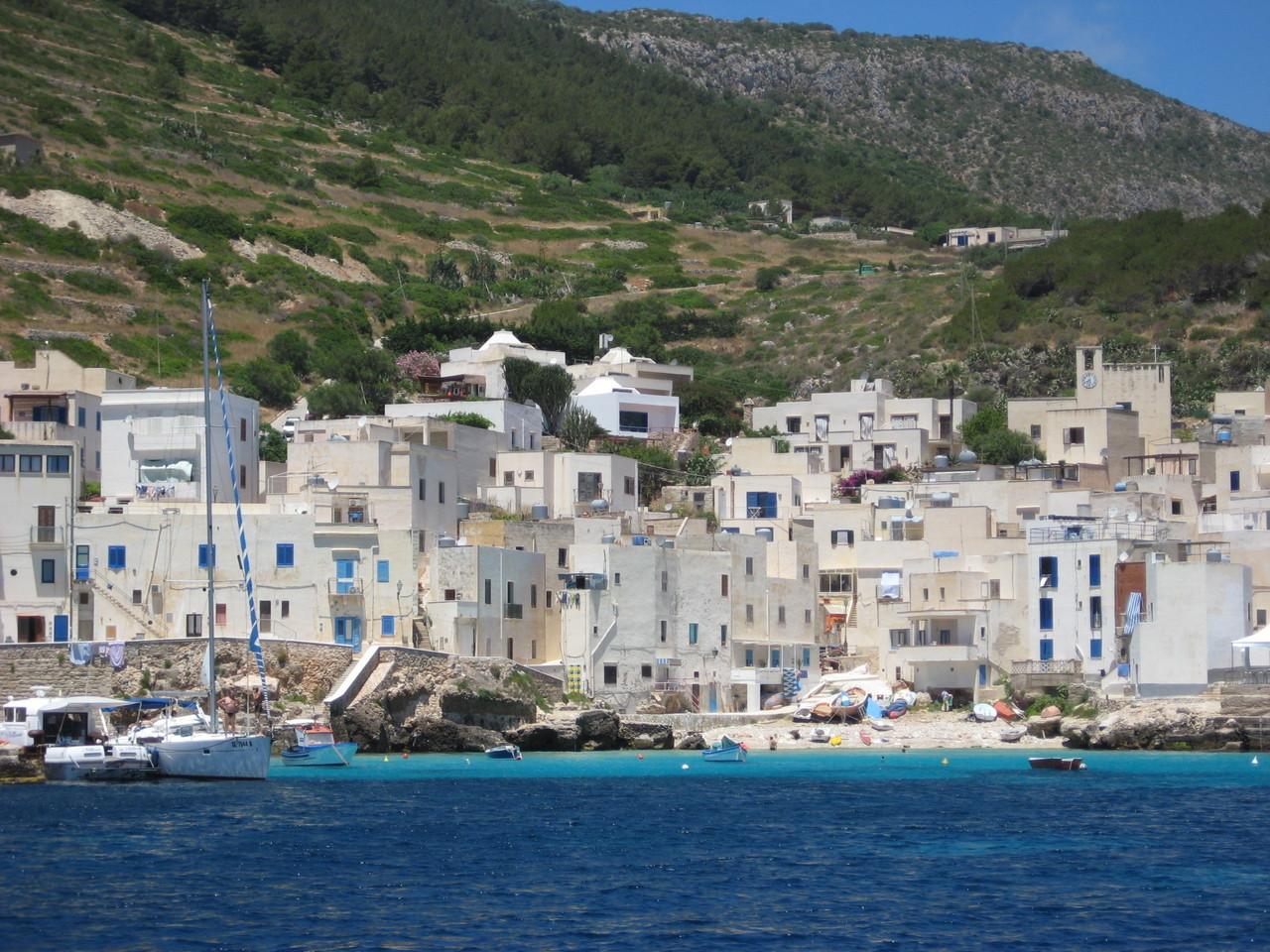 Sicilia - Isole Egadi - Marettimo