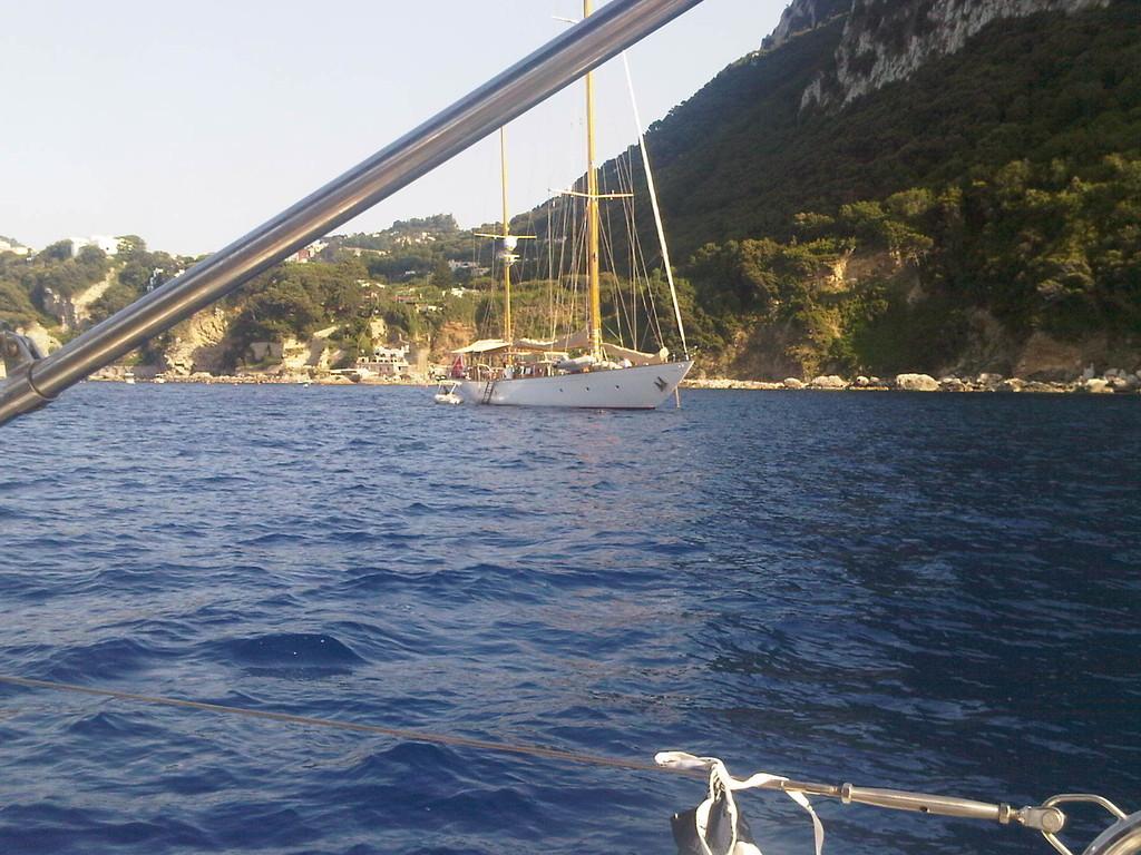 Vela Capri - Marina Grande