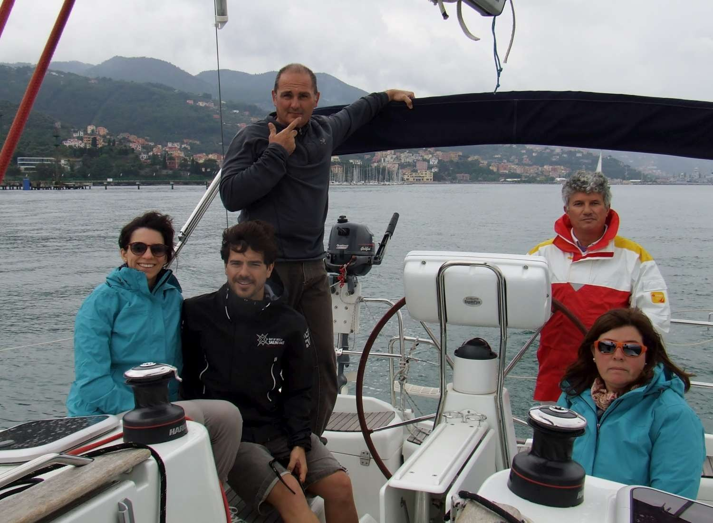 Crociera in barca a vela Cinque Terre Liguria Week End Scuola di Vela