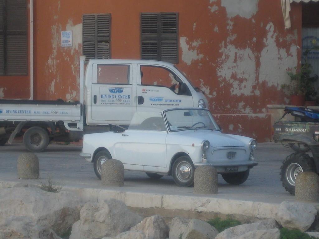 Isola di Othonoi (Fanò) Grecia Ionica