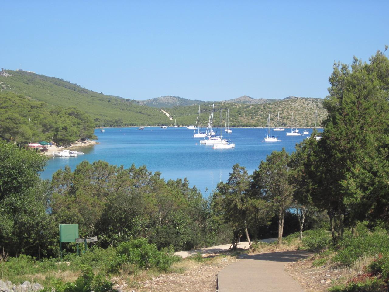 Isole Kornati - Croazia - Baia di Telascica