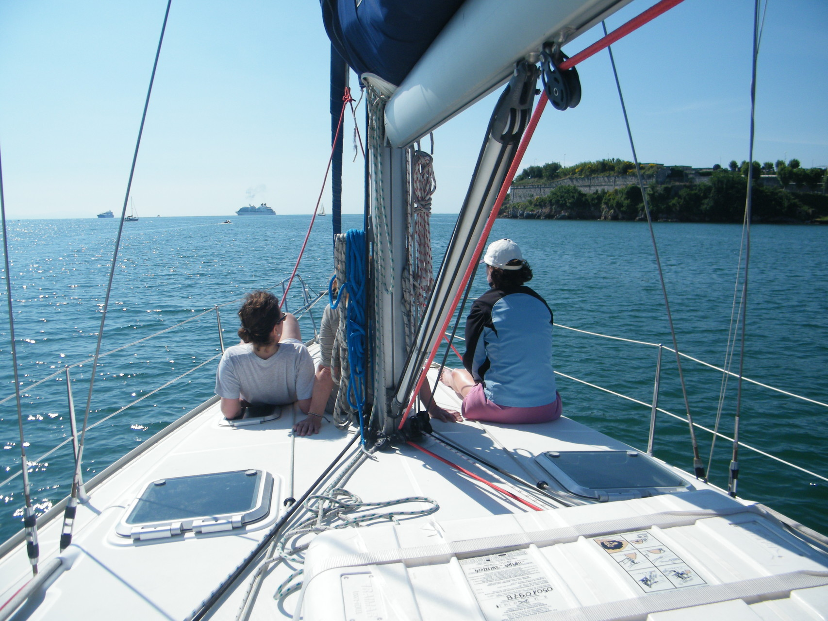 vela e relax Cinque Terre Liguria