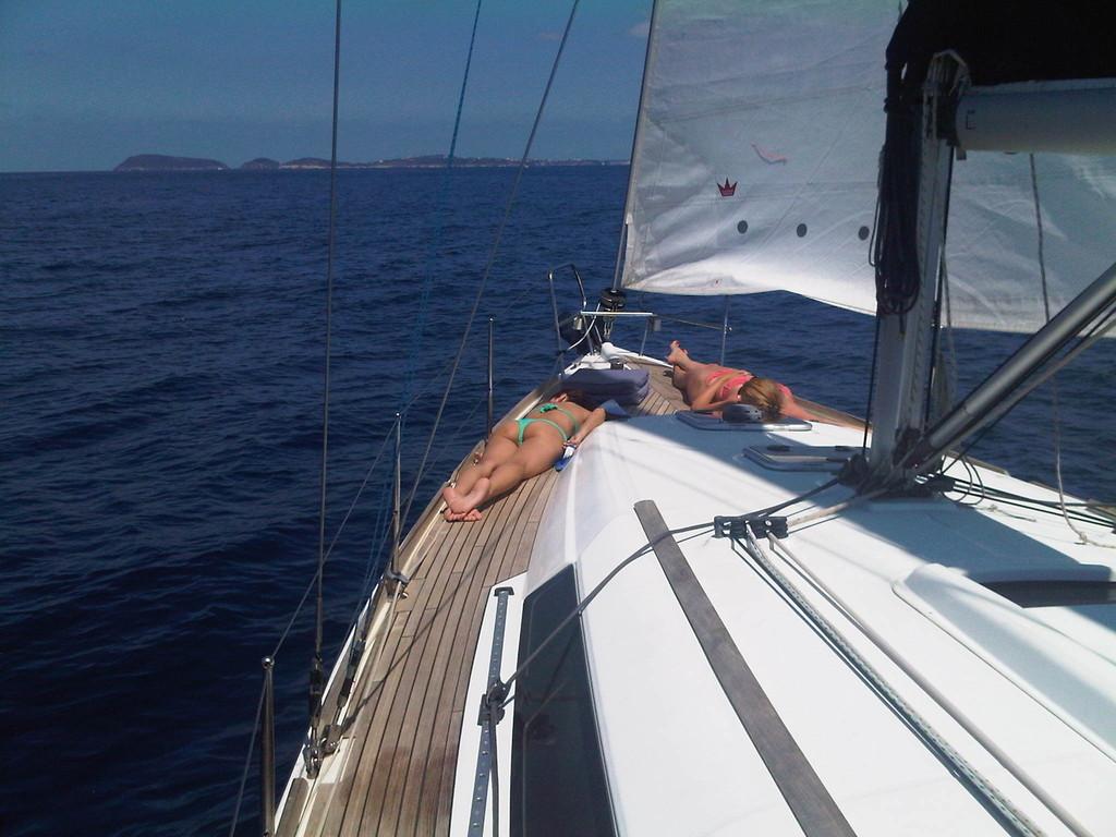 Crociera a vela Golfo di Napoli e Costiera Amalfitana