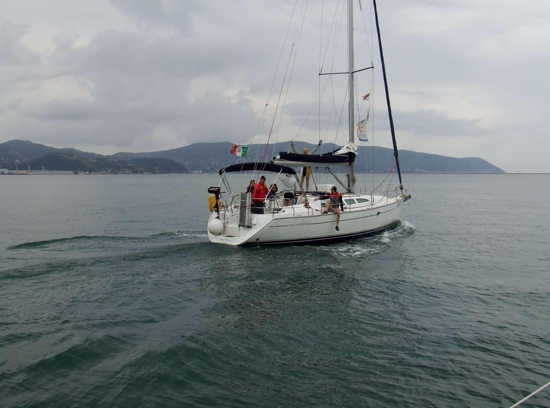 Week end scuola di vela Portovenere Cinque Terre