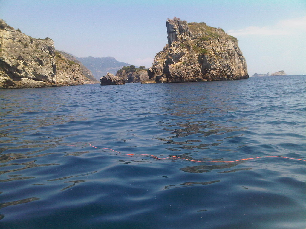 Vela Golfo di Napoli e Costiera Amalfitana