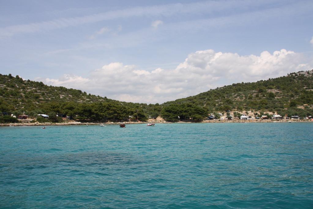 Croazia Isole Kornati baia Kosirina