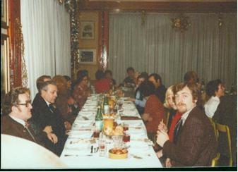Das festliche Abendessen (2)