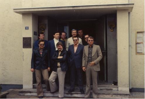 Aufstieg 1977