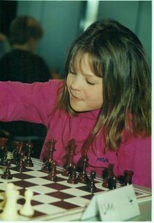 Sabine Schlander 1996