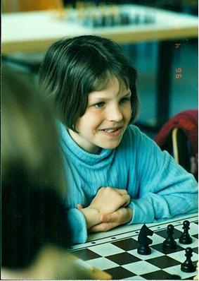 Sabine Schlander wurde zur gleichen Zeit in Mimberg Zweite der bayerischen Meisterschaft U13w