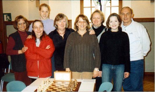 Aufstieg Damenmannschaft stieg in der Besetzung Sabine Schlander, Renate Marian, Luise Knoller, Petra Ruppert, Erna Griebenow, Grüneschild Helga und Elisabeth Koziel in die 2.Bundesliga auf.