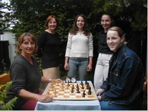 Damenmannschaft 2003