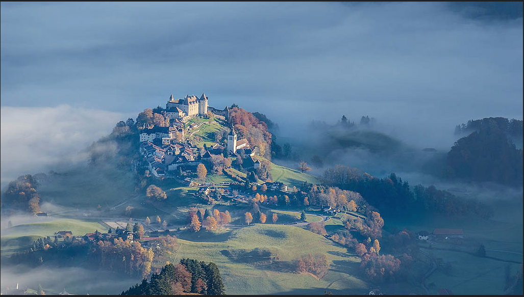 Schloss Gruyère | zvg