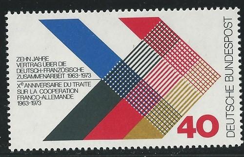 Briefmarken 1973 Bundesrepublik Deutschland Briefmarkenshop Und