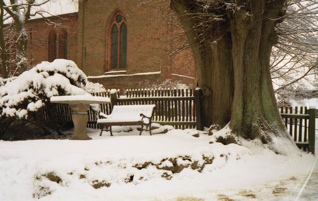 Maria-Magdalenen-Kirche zu Berkenthin    /Foto R. Römer