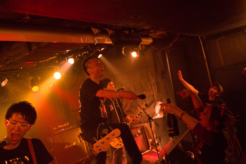 2016/12/09 (fri) 四谷OUTBREAK  佐藤(boone)学 生誕祭 photo by Azusa Yoshikawa